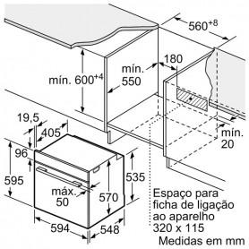 Placa ELECTROLUX  EHH9967FOZ