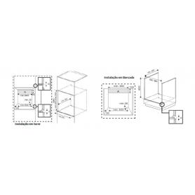Máquina Lavar Loiça SIEMENS SN65D080EU